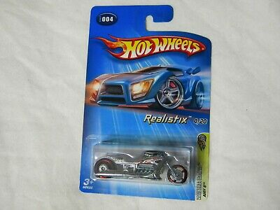 Hot Wheels 2005 First Editions Airy8 Realistix 4/20 P