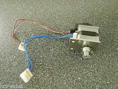 Minebea 17pm-m031-06v Stepper Motor Heds-5500 Optical Encoder