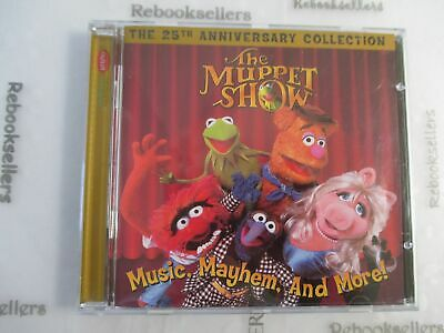 The Muppet Show: Music, Mayhem, and More! - The 25th Anniversary (The Muppet Show Music Mayhem And More)