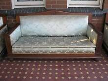 ANTIQUE EXPOSED-WODD LOUNGE SUITE Chatswood Willoughby Area Preview
