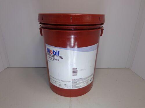 MOBIL 103323 Mobilmet 766, Cutting Oil, 5 gal pail