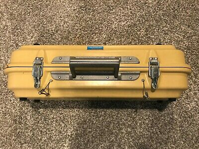 Brunson Hard Case Only Model 272-1 For Telescopic Transit Collimator