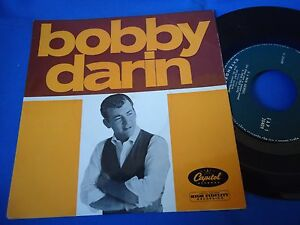BOBBY-DARIN-IF-A-MAN-ANSWERS-PORTUGAL-45-EP-FREE-SHIPPING