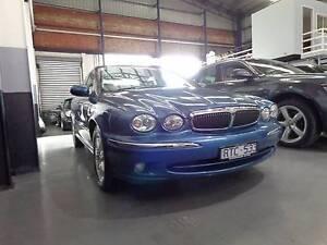 2002 Jaguar X-Type 2.0 Petrol Auto Sedan Alphington Darebin Area Preview