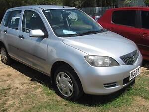 2003 Mazda Mazda2 Hatchback - excellent condition. Kensington Bundaberg Surrounds Preview