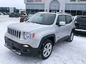 Jeep Renegade 4x4 Limited TOIT PANO DEM A DISTANCE