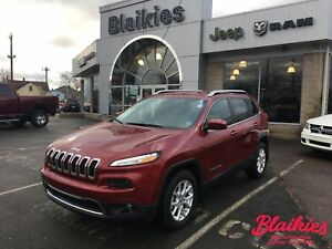 2015 Jeep Cherokee North | 4X4 | HEATED SEATS | BACK UP CAM | NA