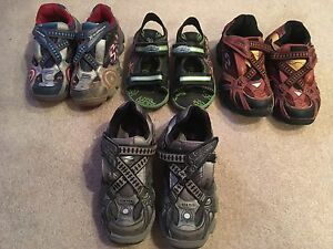 Stride rite boys shoes size 12 and 13