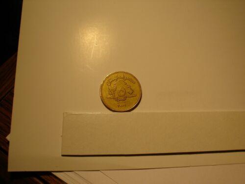 World Coins - Lebanon Nordic Gold 2009