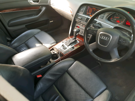 Audi a6 quattro Punchbowl Canterbury Area Preview
