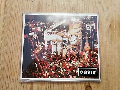 Oasis - Don't Look Back In Anger - CD Single Very (Don T Look Back In Anger Acoustic)