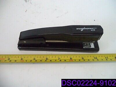 Swingline Stapler Commercial Desk Stapler 20 Sheet Capacity Black 44401