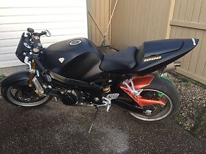 GSX-R 1000 street fighter *Reduced* 2500 of sold today