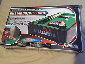 Billiards Table For kids