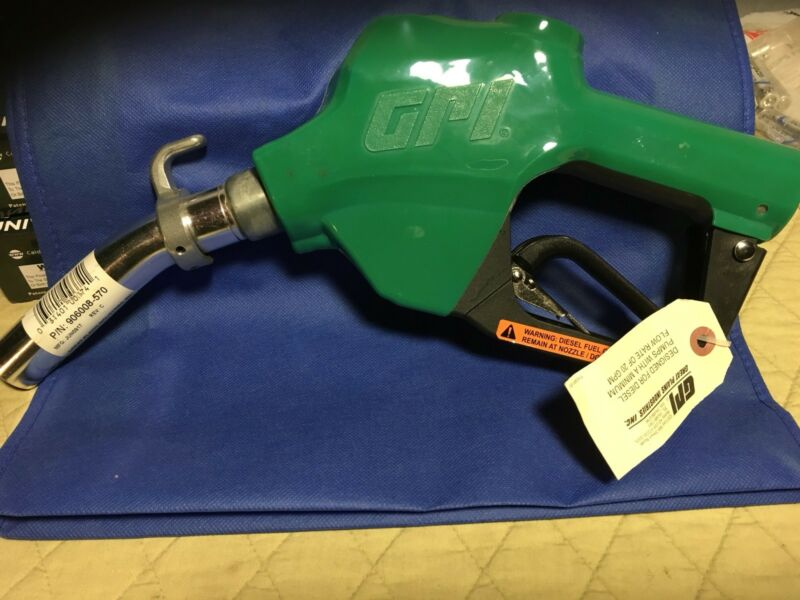 """NEW Diesel Fueling Nozzle GPI Automatic 1"""" FAST SHIPPING⚡️"""