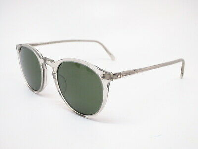 Oliver Peoples OV 5183S O'Malley Sun 166952 Black Diamond w/G15 Sunglasses (S Oliver Sunglasses)