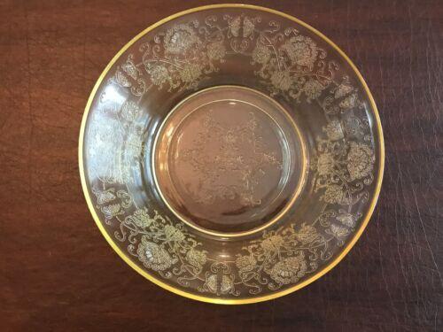 Florentine Large Amber Serving Bowl