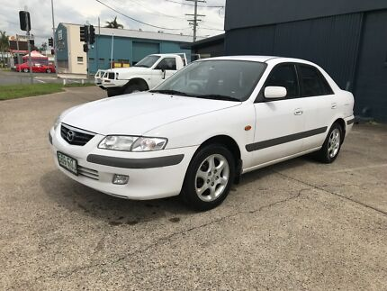 2000 Mazda 626 Sedan Archerfield Brisbane South West Preview