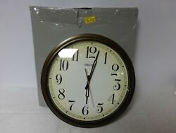 Seiko QXA548BLH Classic Outdoor Clock - B