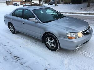 2002 Acura TL 3.2L(Remote Start, Leather)(FULLY AMVIC INSPECTED) Edmonton Edmonton Area image 2