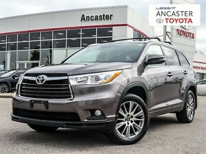 2016 Toyota Highlander XLE - NEW TIRES & BRAKES FULLY LOADED