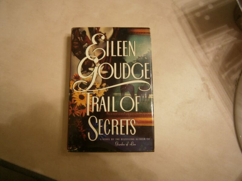 Trail of Secrets by Eileen Goudge (1996, Hardcover)