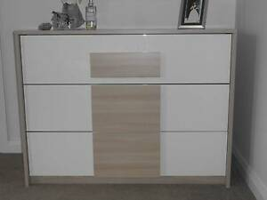 CHEST OF  DRAWERS ( made and bought in Italy ) Doncaster Manningham Area Preview