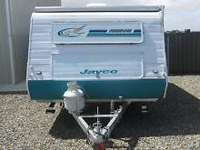 2001 Jayco Goolwa Alexandrina Area Preview