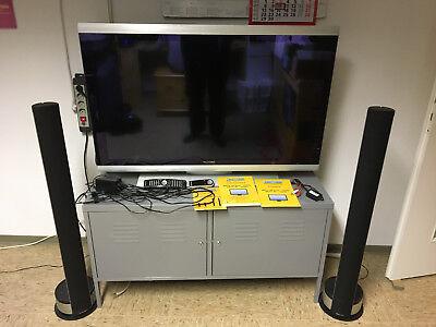 TechniSat HDTV 46 116,8 cm (46 Zoll) 1080p HD LCD Fernseher