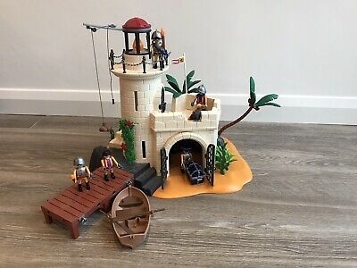 Playmobil Island Lighthouse Fort 4294