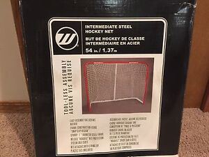 Kids hockey net