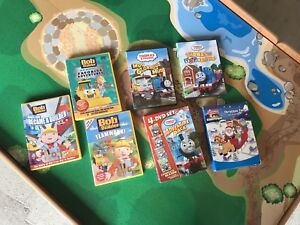 Bob the Builder, Thomas the Train, Fisher Price Little People