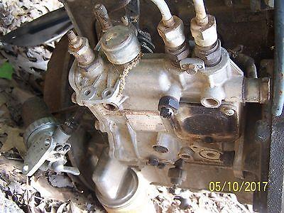Iseki Ts2205 Compact Tractor Injection Pump