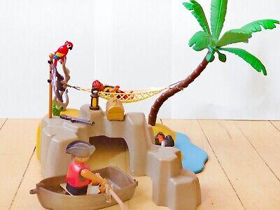 Playmobil Pirate Island Compact Set 4139