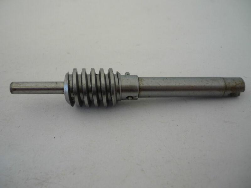 """Boston LUHB Worm Gear 1-1/16"""" w/  3-1/2"""" pin"""