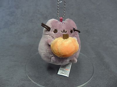 Gund * Pusheen Blind Box - Pumpkin * Series 4 Halloween Trick Treats Mini Plush