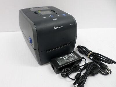 Intermec Pc43t 203dpi Usb Thermal Label Printer With Ac Adapter Pc43ta0010020
