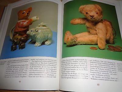 Teddybären  Buch für Sammler und liebhaber wurde nie gebraucht