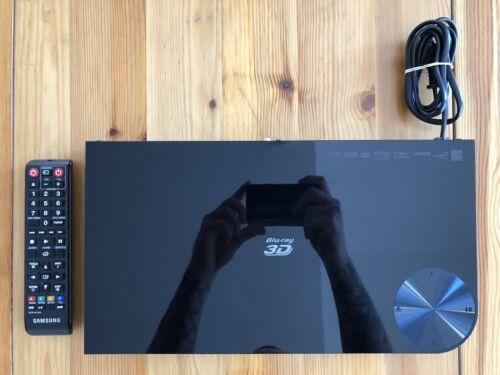 Samsung BD-F5500E 3D Blu-Ray Player