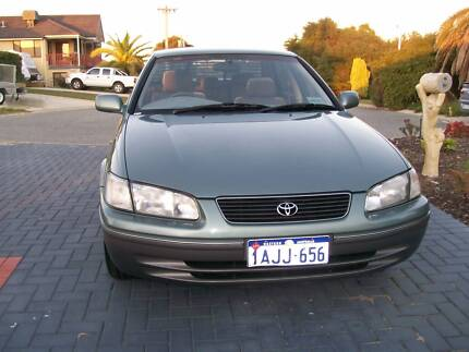 1998 Toyota Camry Singleton Rockingham Area Preview