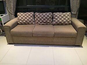 Sofa Fabric 3+2 Westmead Parramatta Area Preview