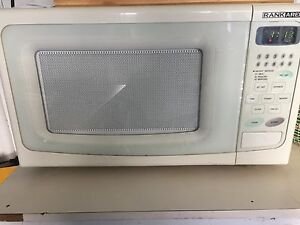 Microwave - only $20! Balaclava Port Phillip Preview