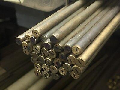 Lot Of 10 0.3125 Dia X 48 Long Bronze Round Rod Bar