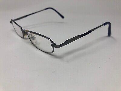 MARCHON POWER RANGER KIDS Eyeglasses Frame Youth 46-16-125 Silver/Blue ZD08 - Power Ranger Glasses