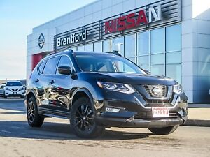 2017 Nissan Rogue SV STAR WARS EDITION