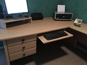 Office Furniture Set Wetherill Park Fairfield Area Preview