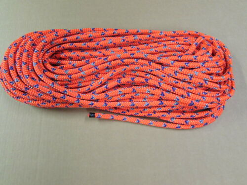 "150FT X 1/2"" NOTCH OGRE 12 STRAND CLIMBING ROPE 6,700LB BRK STR. ARBORIST TREE"