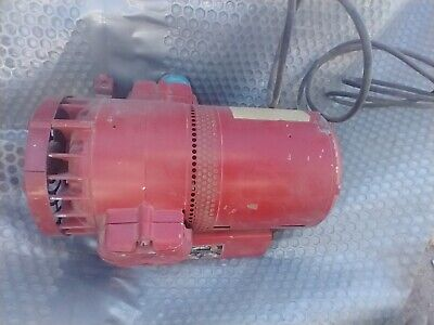 Bell And Gossett Oil-less Air Compressor Model Syx 5-1