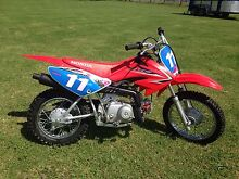 Honda CRF 70 2011 Paterson Dungog Area Preview