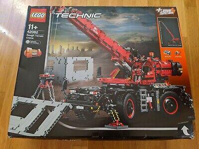 ⭐️BRAND NEW LEGO TECHNIC 42082 ROUGH TERRAIN CRANE + OPEN BOX⭐️